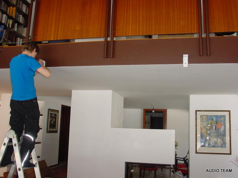 Montagen und Installationen für Heimkino und Home Entertainment