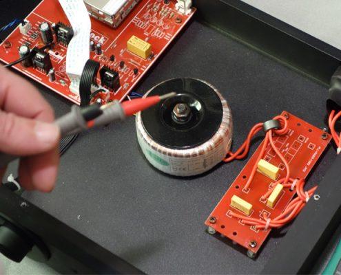 Reparatur Tuner