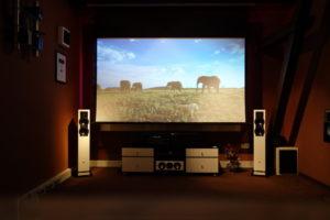 AUDIO-TEAM Home Entertainment aus unseren Ausstellungsräumen in Ismaning bei München