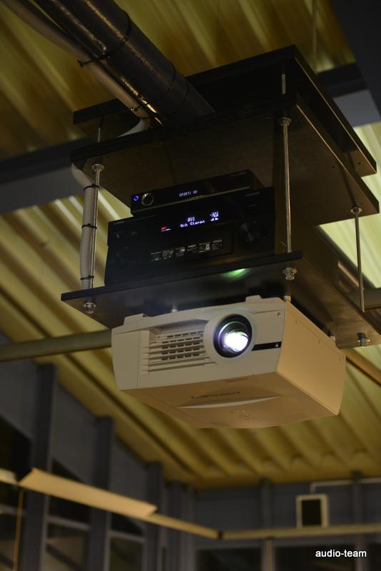 yamaha rx-a 3010, technisat digit isio, mitsubishi projektor
