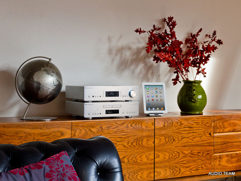 cambridge audio azur 851 verstaerker und cd player