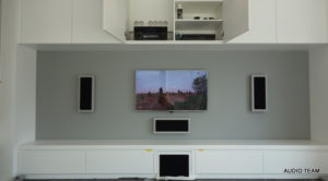 TV - Medien Wohnwand von AUDIO-TEAM