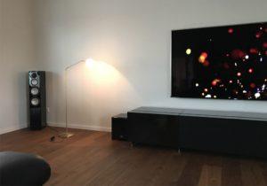 Mega TV Landschaft