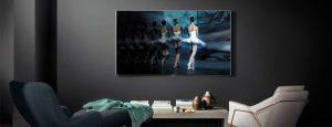 Samsung Smart TV Wandmontage