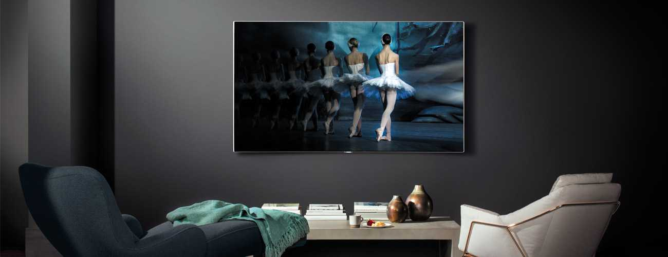Samsung Smart TV Wandmontage