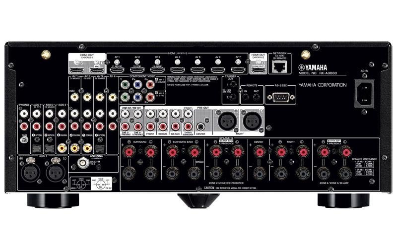 Yamaha Aventage Rx A  Bl