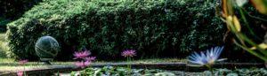 Lautsprecher für Garten und Terrasse als dekoratives Kunstobjekt