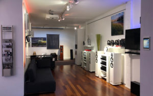 AUDIO-TEAM Show Room